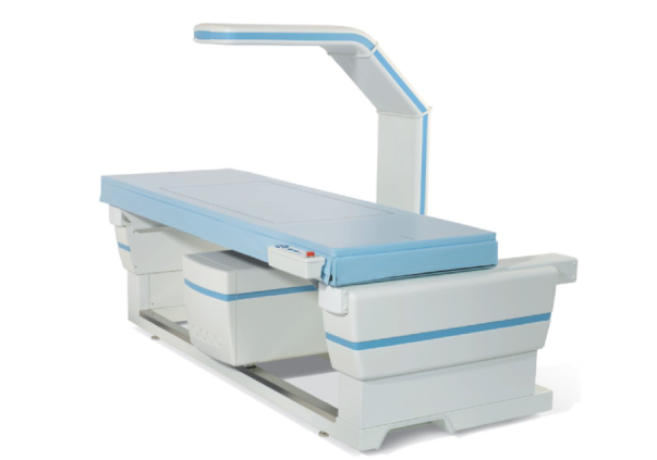Bone density scan, or DEXA