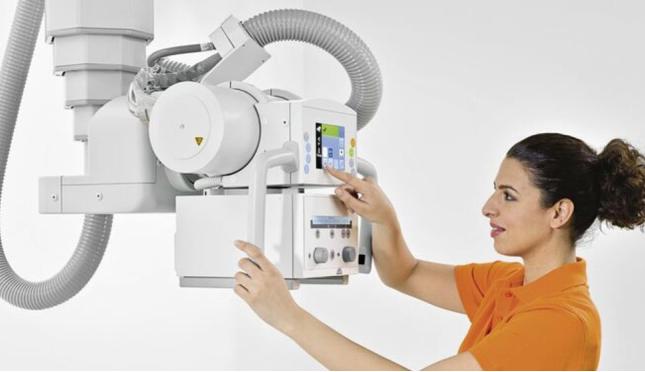 Fluoroscopy testing example